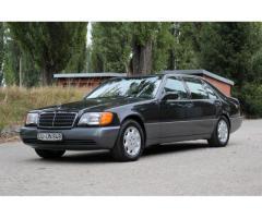 MERCEDES-BENZ W140 600 SEL 1992.