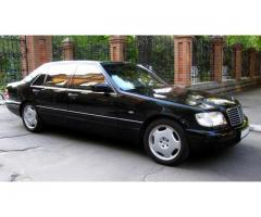 Mercedes-Benz S 140, 1994 г.в.