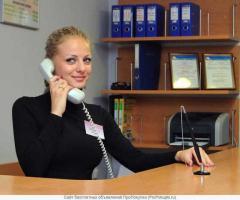 Диспетчер на входящие звонки