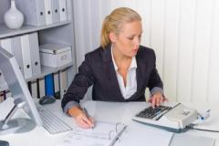 Помощник на первичные документы с частичной занят