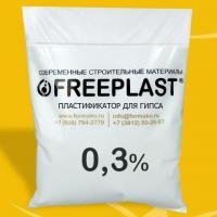 Пластификатор для гипса «Фрипласт Профи»