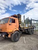 Продам КамАЗ 43118 с фискарем Сф 75
