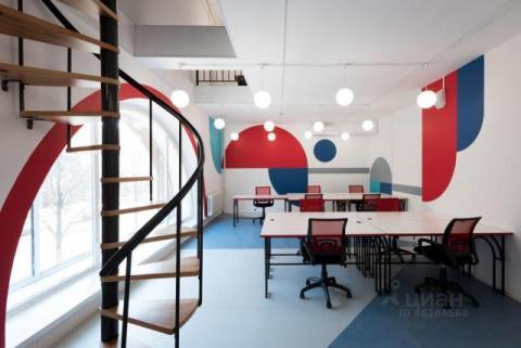 Офис (B), 1 228 м² в торговом центре «Галерея Тверская 9»